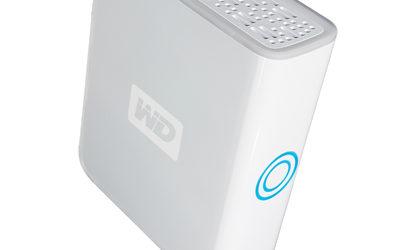 Odzyskiwanie danych z Serwera NAS WD World Edition (white).